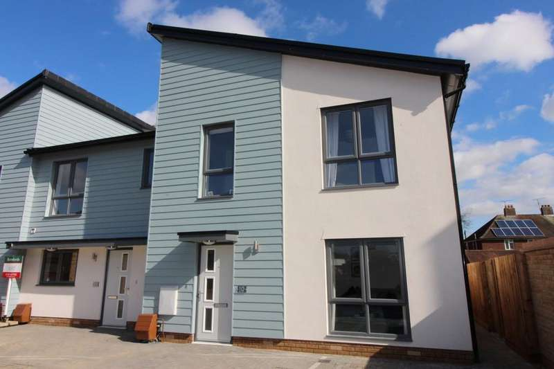 4 Bedrooms End Of Terrace House for sale in Plot 10 Byron Road, Chelmsford, Essex, CM2