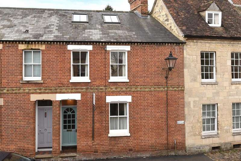 3 Bedrooms Terraced House for sale in St Andrews Road, Old Headington