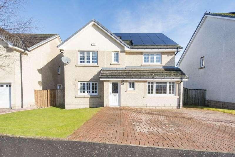 4 Bedrooms Detached Villa House for sale in 4 Lagos Lane, High Burnside, Glasgow, G73 5RN