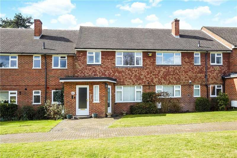 3 Bedrooms Maisonette Flat for sale in Broom Hall, Oxshott, Leatherhead, Surrey, KT22