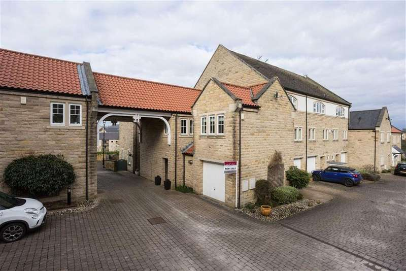 4 Bedrooms Semi Detached House for sale in Micklethwaite Steps, Wetherby, LS22