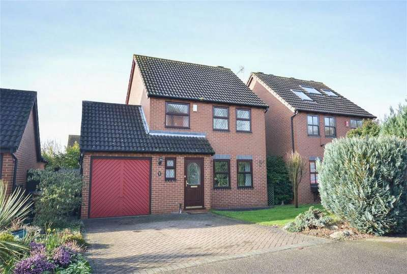 3 Bedrooms Detached House for sale in Anglesey Close, BISHOP'S STORTFORD, Hertfordshire