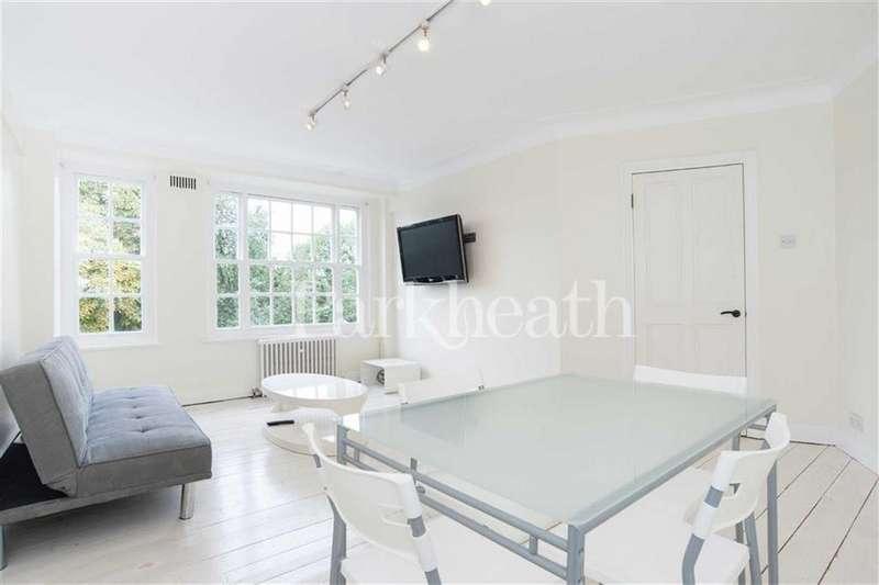 1 Bedroom Flat for sale in Eton College Road, Belsize Park, London