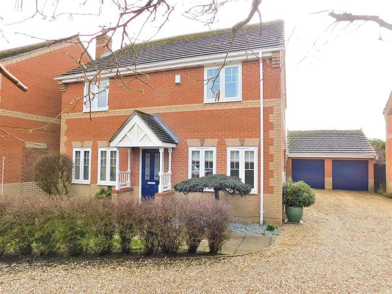 4 Bedrooms Detached House for sale in Howard Close, Terrington St. Clement, King's Lynn