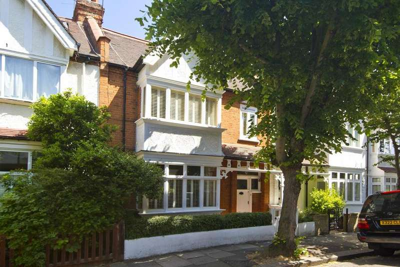 5 Bedrooms Terraced House for rent in Byfeld Gardens, Barnes, London