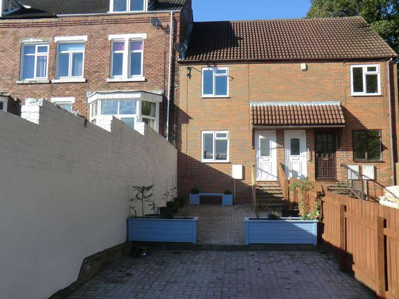 2 Bedrooms Semi Detached House for rent in Glebe Houses, Ferryhill DL17