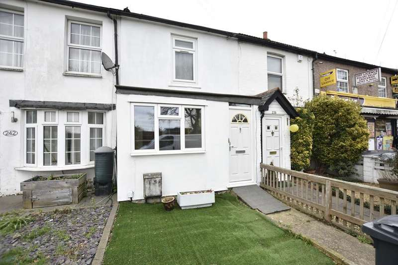 3 Bedrooms Terraced House for sale in Bedfont Lane, Feltham