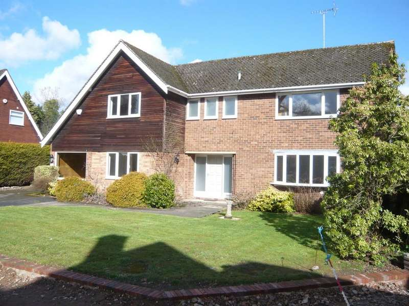 4 Bedrooms Detached House for sale in Southfield Drive, Kenilworth