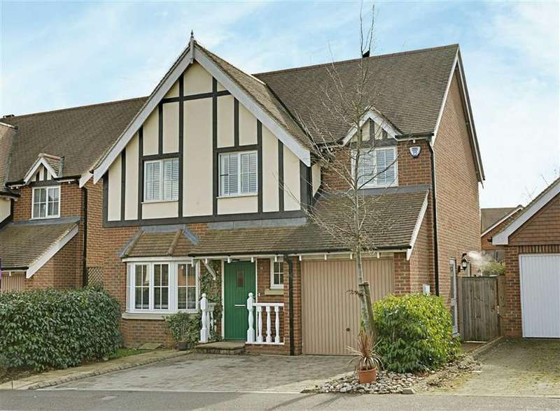 4 Bedrooms Detached House for sale in New Road, Bengeo, Herts, SG14
