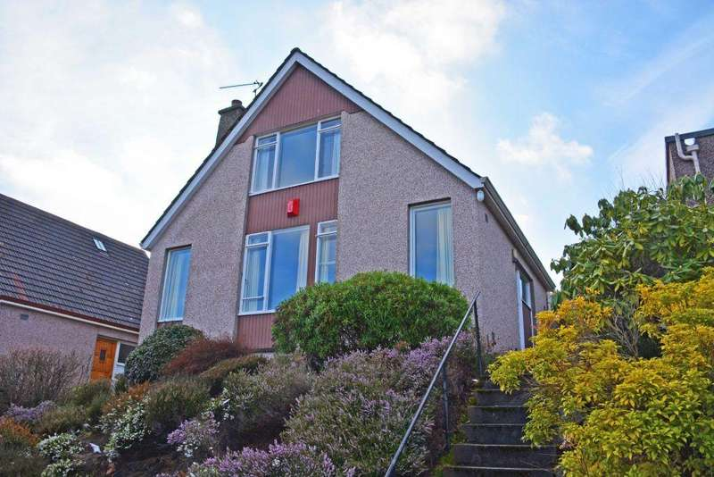 3 Bedrooms Detached House for sale in 9 Blackford Hill Rise, Edinburgh EH9 3EZ