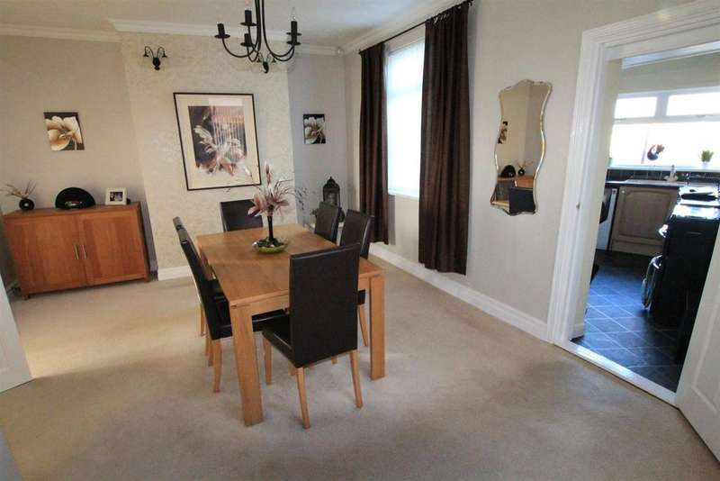 3 Bedrooms Terraced House for sale in West View Terrace, Shildon