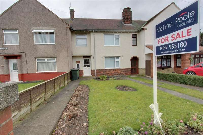 2 Bedrooms Terraced House for sale in Ayton Crescent, Eston