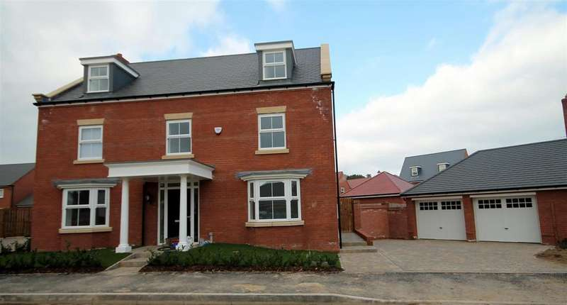 5 Bedrooms Detached House for rent in Richardby Crescent, Durham