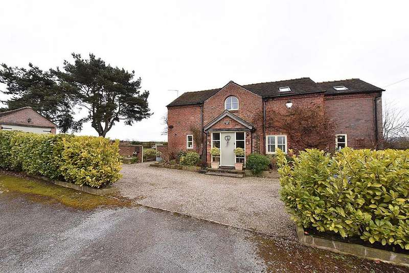3 Bedrooms Barn Conversion Character Property for sale in Watery Lane, Astbury