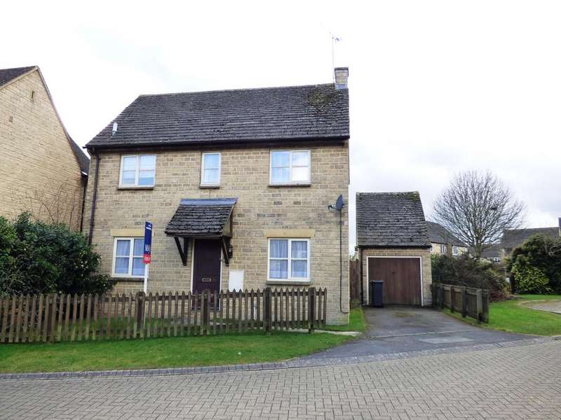 3 Bedrooms Detached House for sale in Ward Road, Northleach, Cheltenham, Gloucestershire