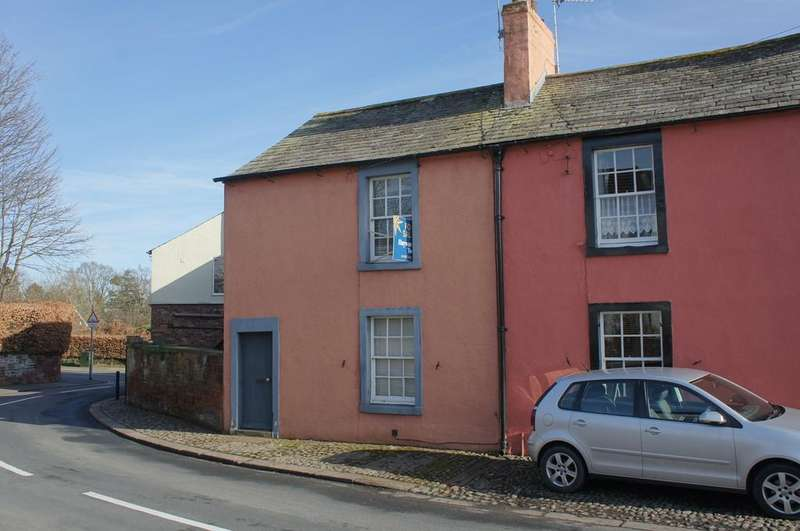 2 Bedrooms End Of Terrace House for sale in Kells Place, Carlisle