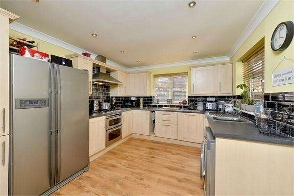 3 Bedrooms Semi Detached House for sale in Arran Road, Stamford, Lincolnshire