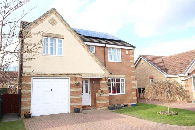4 Bedrooms Detached House for sale in Therby Close, Darlington