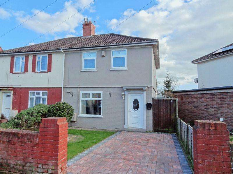 3 Bedrooms Semi Detached House for sale in Parkstone Avenue, Bridgwater