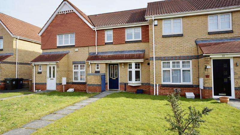 2 Bedrooms Terraced House for sale in Somervyl Avenue Longbenton