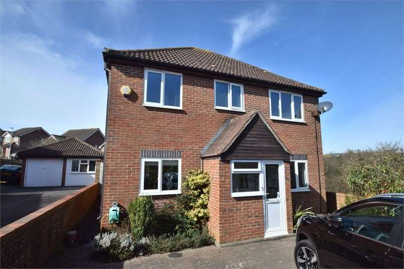 4 Bedrooms Detached House for sale in Marlborough Close, North Langney, East Sussex