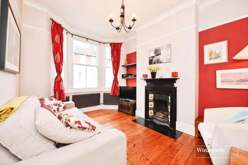 2 Bedrooms Terraced House for sale in Alexandra Road, South Tottenham, N15