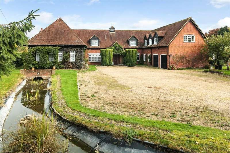 6 Bedrooms Detached House for sale in Chartridge, Chesham, Buckinghamshire, HP5