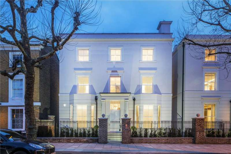 6 Bedrooms Detached House for sale in Hamilton Terrace, St John's Wood, London, NW8