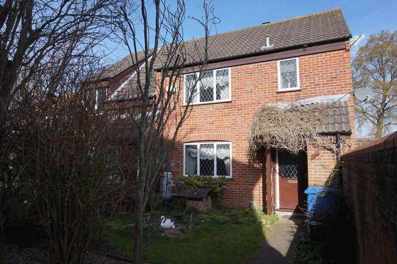 3 Bedrooms Terraced House for sale in Lushington Close, Clover Hill, Norwich