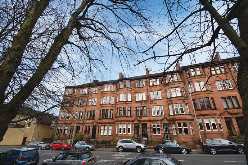 2 Bedrooms Flat for sale in 103 Broomhill Drive, Broomhill, G11 7NA