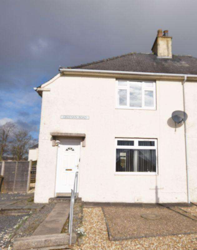 2 Bedrooms Semi-detached Villa House for rent in 8 Greenan Road, Kilmarnock, KA3 7DU
