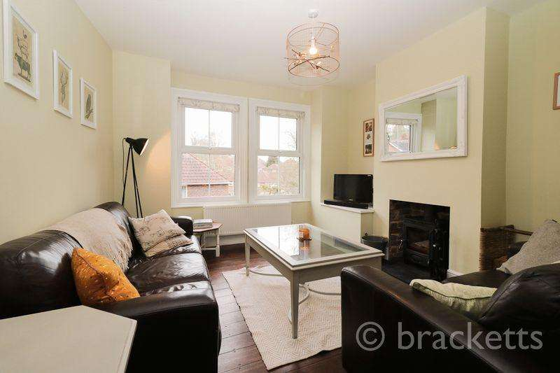 2 Bedrooms Terraced House for sale in Woodside Road, Rusthall, Tunbridge Wells