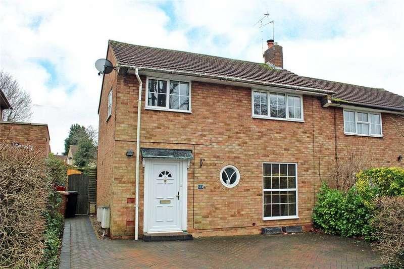 3 Bedrooms Semi Detached House for rent in Howlands, Welwyn Garden City, Hertfordshire