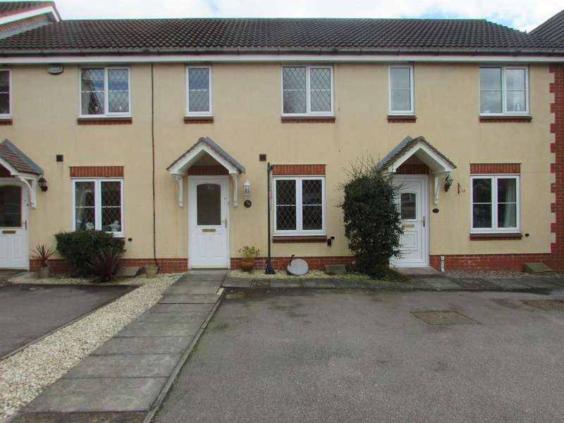 2 Bedrooms Terraced House for rent in Water Mill Crescent, Sutton Coldfield, B76 2QN