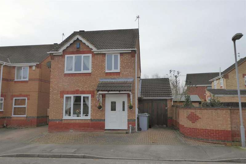 3 Bedrooms Detached House for sale in Jericho Road, Balderton, Newark