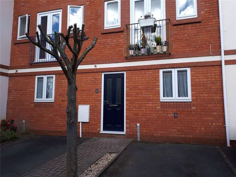 2 Bedrooms Flat for rent in Worcester, Worcestershire