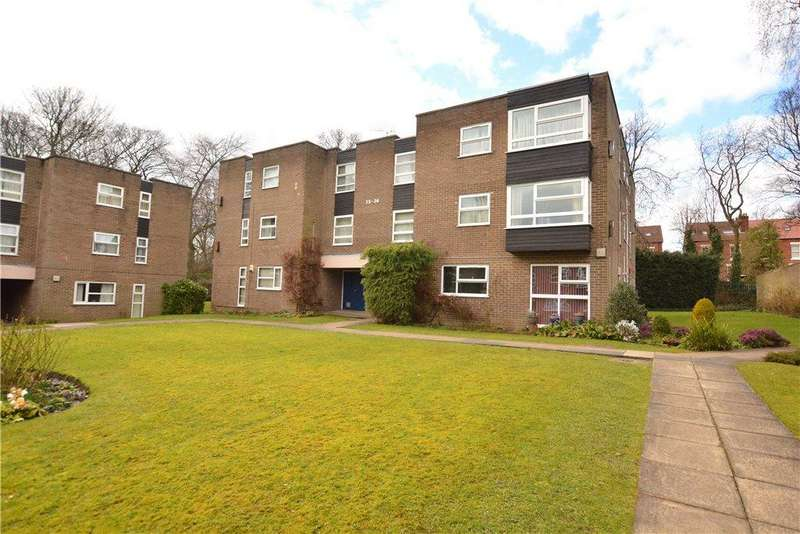2 Bedrooms Apartment Flat for sale in Robinwood Court, Roundhay, Leeds
