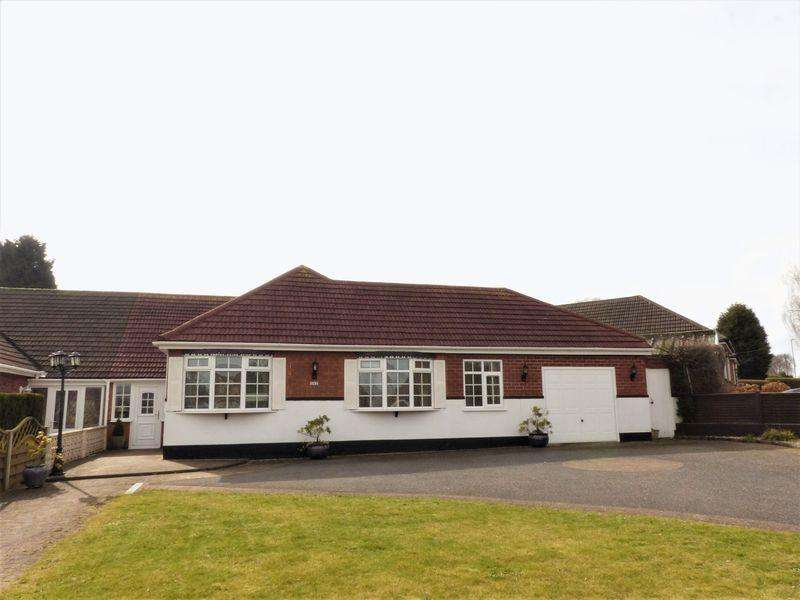 3 Bedrooms Semi Detached Bungalow for sale in Plants Brook Road, Sutton Coldfield
