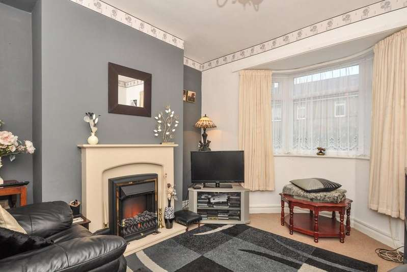 3 Bedrooms End Of Terrace House for sale in Ffordd Tegai, Bangor, North Wales