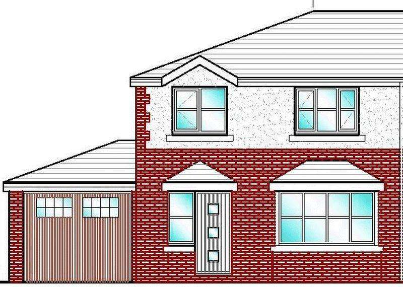 3 Bedrooms Semi Detached House for sale in Plot 2 Orchard Gardens, Orchard Avenue, New Longton
