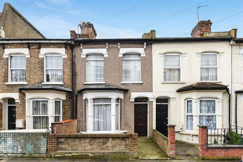 3 Bedrooms Terraced House for sale in Harringay Road, London, N15