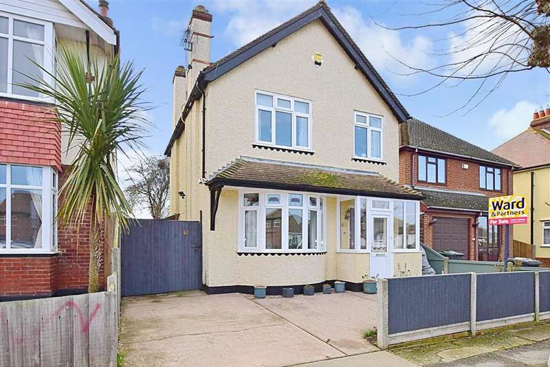 3 Bedrooms Detached House for sale in Albany Drive, , Herne Bay, Kent