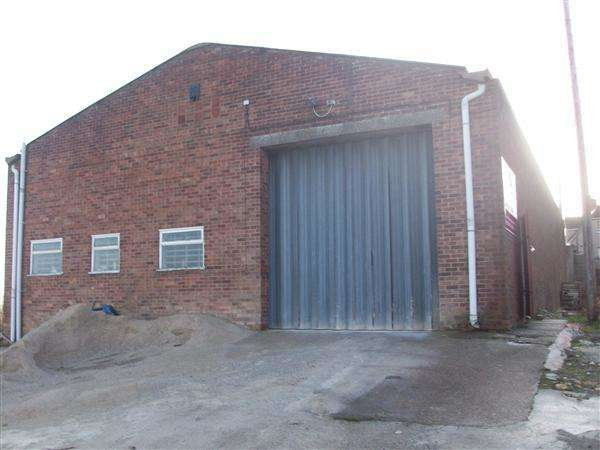 Commercial Property for rent in Bull Paddock Farm, Sutton Scarsdale, Chesterfield