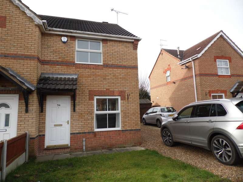 2 Bedrooms Semi Detached House for rent in Monks Close, Doncaster, DN7