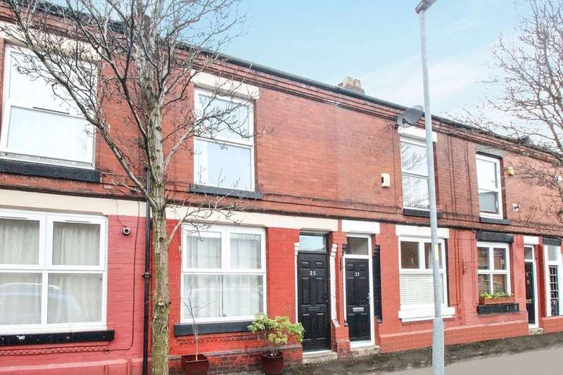 3 Bedrooms Terraced House for rent in Needham Avenue, Chorlton, Manchester, M21