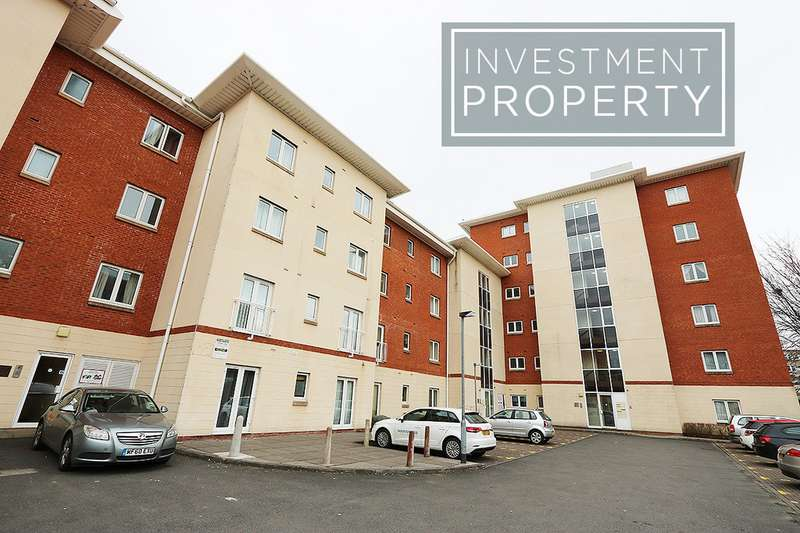 1 Bedroom Apartment Flat for sale in Soudrey Way, Cardiff Bay CF10