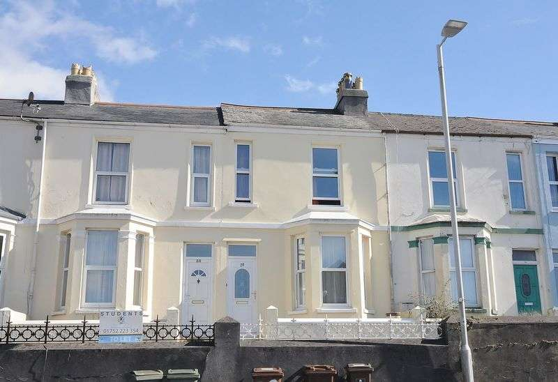 3 Bedrooms Property for sale in Weston Park Road Peverell, Plymouth