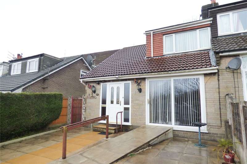 4 Bedrooms Semi Detached House for sale in Valley Close, Mossley, Ashton-under-Lyne, Greater Manchester, OL5