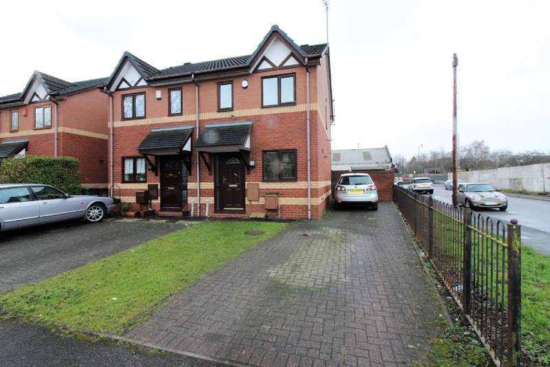 2 Bedrooms Semi Detached House for sale in Little Clothier Street, Willenhall
