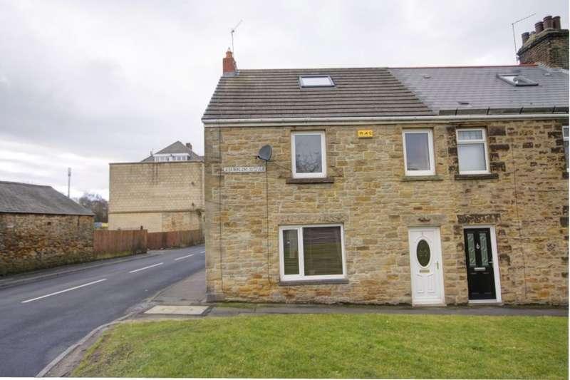 3 Bedrooms Property for sale in Laburnum Avenue, Blackhill, Consett, DH8